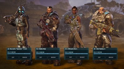 El espectacular trailer de Gears Tactics