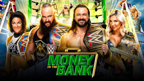 El atractivo cambio que dio WWE al Money in the Bank