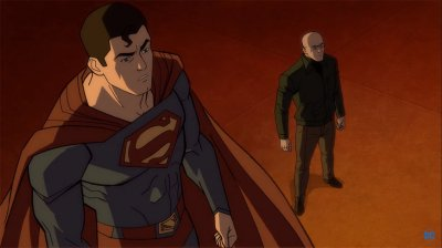 "Una nueva era animada comienza en ""Superman: Man of Tomorrow"""