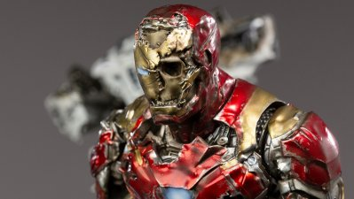 "El ""Iron Man"" zombi de ""Far From Home"" tendrá figura de lujo"