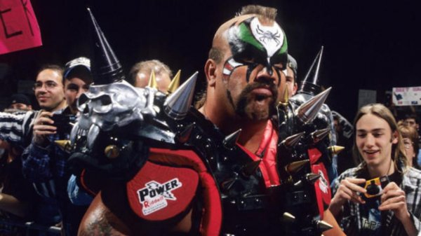 Muere Road Warrior Animal: Luchadores lo despidieron