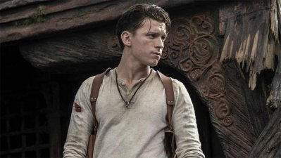 "Uncharted: Así se verá Tom Holland como ""Nathan Drake"""