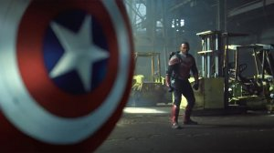 Falcon and the Winter Soldier: El escudo está en buenas manos