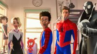 "La secuela de ""Spider-Man: Into The Spider-Verse"" presentó a sus directores"