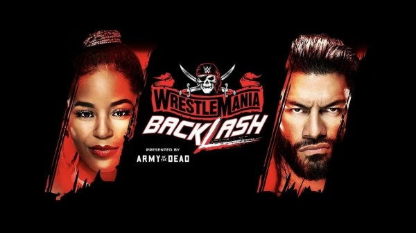 Cartelera actualizada para WWE WrestleMania Backlash