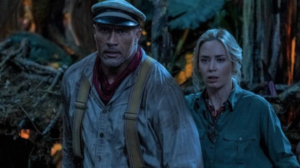"""The Rock"" se encargó de confirmar el estreno doble de Jungle Cruise"